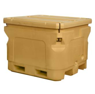 750 Litre Atlantic Insulated Pallet Bin